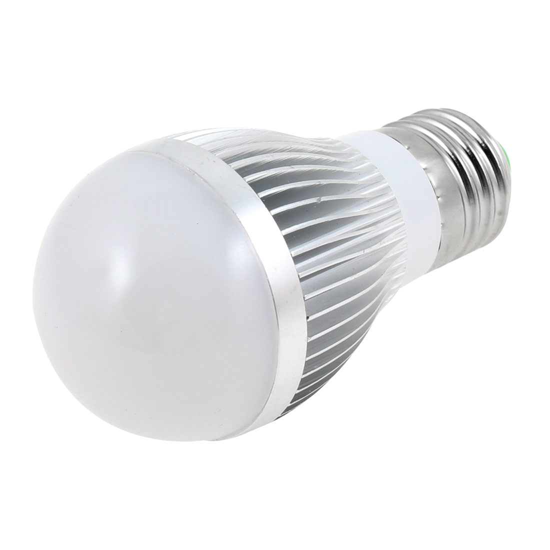 Home E27 Screw Base 3000-5000K Warm White LED Light Bulb 6W AC 220V