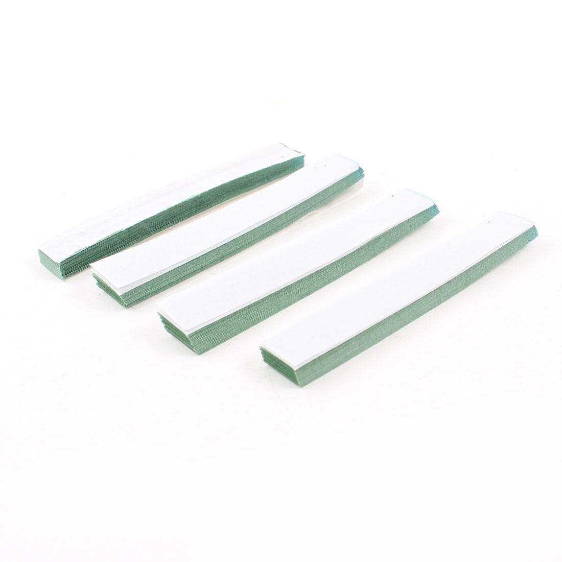 Green Rectangle Shaped Testing PH TEST 80 Paper Strip KIT 1-14 Scale