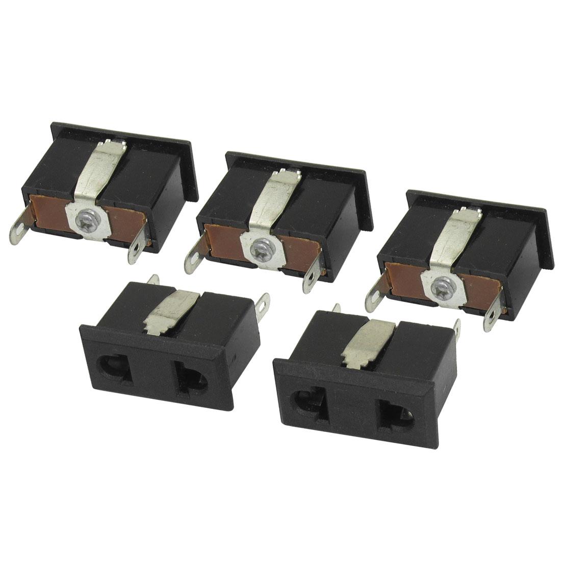 5 Pcs AU Australia Plug AC Power Converter Socket Adapters 125V/250V 6A