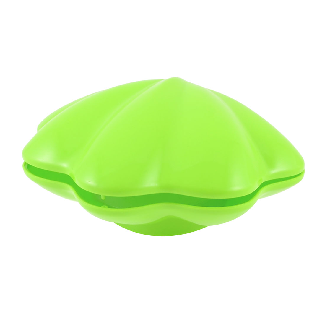 Home Bedroom Decor Shell Style Color Changing LED USB Nightlight Green