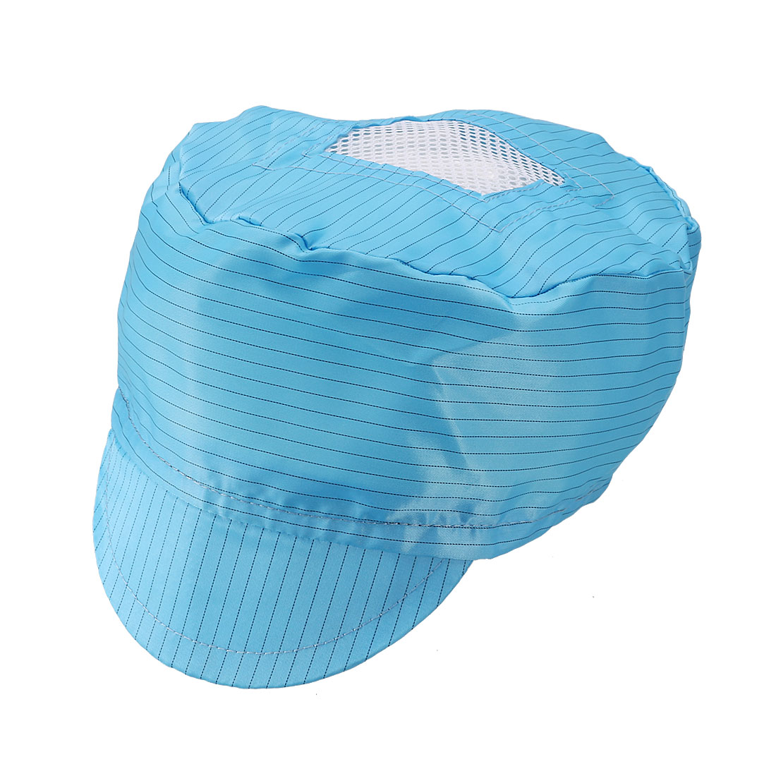 Properties Blue Anti Static Visor Cap Hat PC ESD Lab Working Tool for Women Men