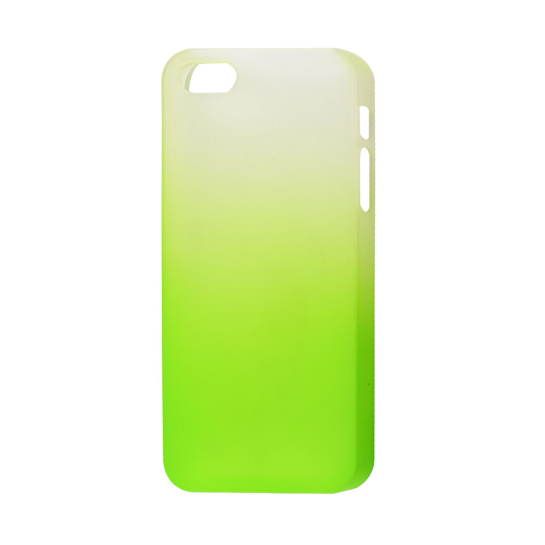 Gradient Green Hard Back Case Cover for Apple iPhone 5 5G
