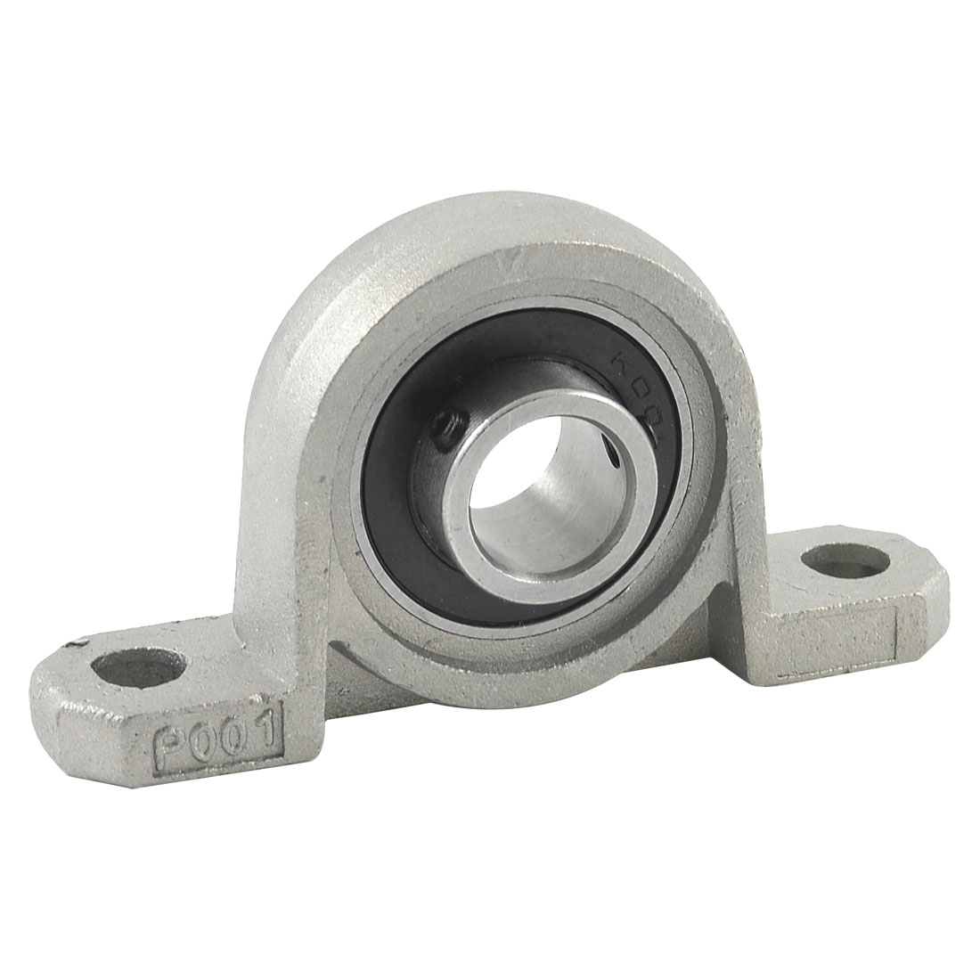 UP001 Pillow Block 12mm Bore Diameter Ball Bearing Stainless Steel