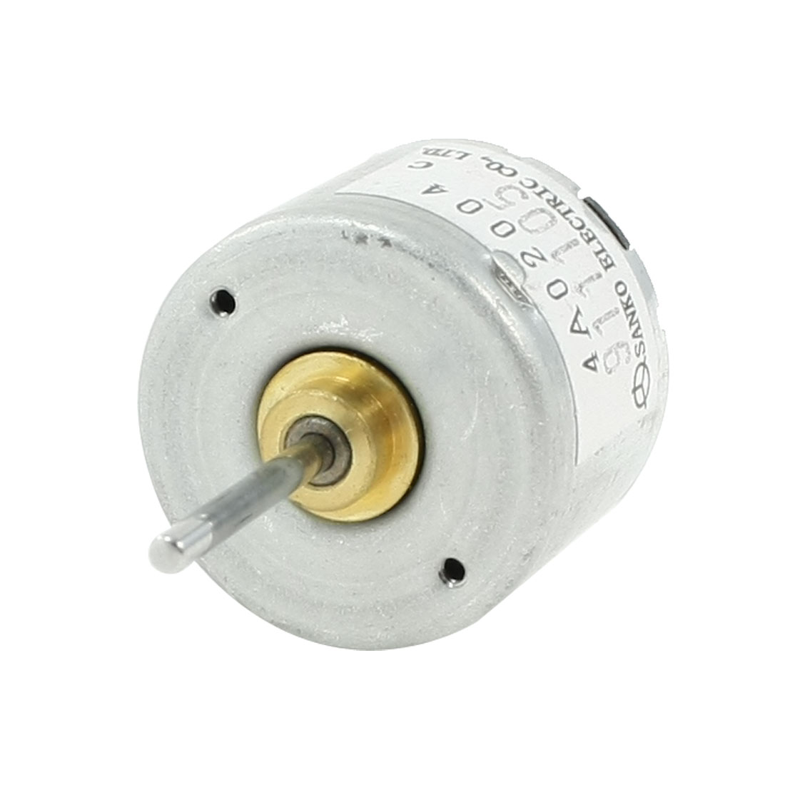 6400RPM 6V 0.02A High Torque Cylinder Electric Mini DC Motor