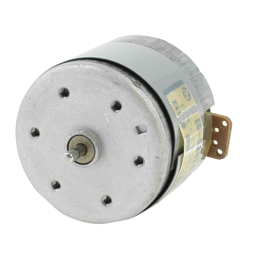 DC 13V 0.01A 2400RPM CD VCD DVD Electric Spindle Mini Motor