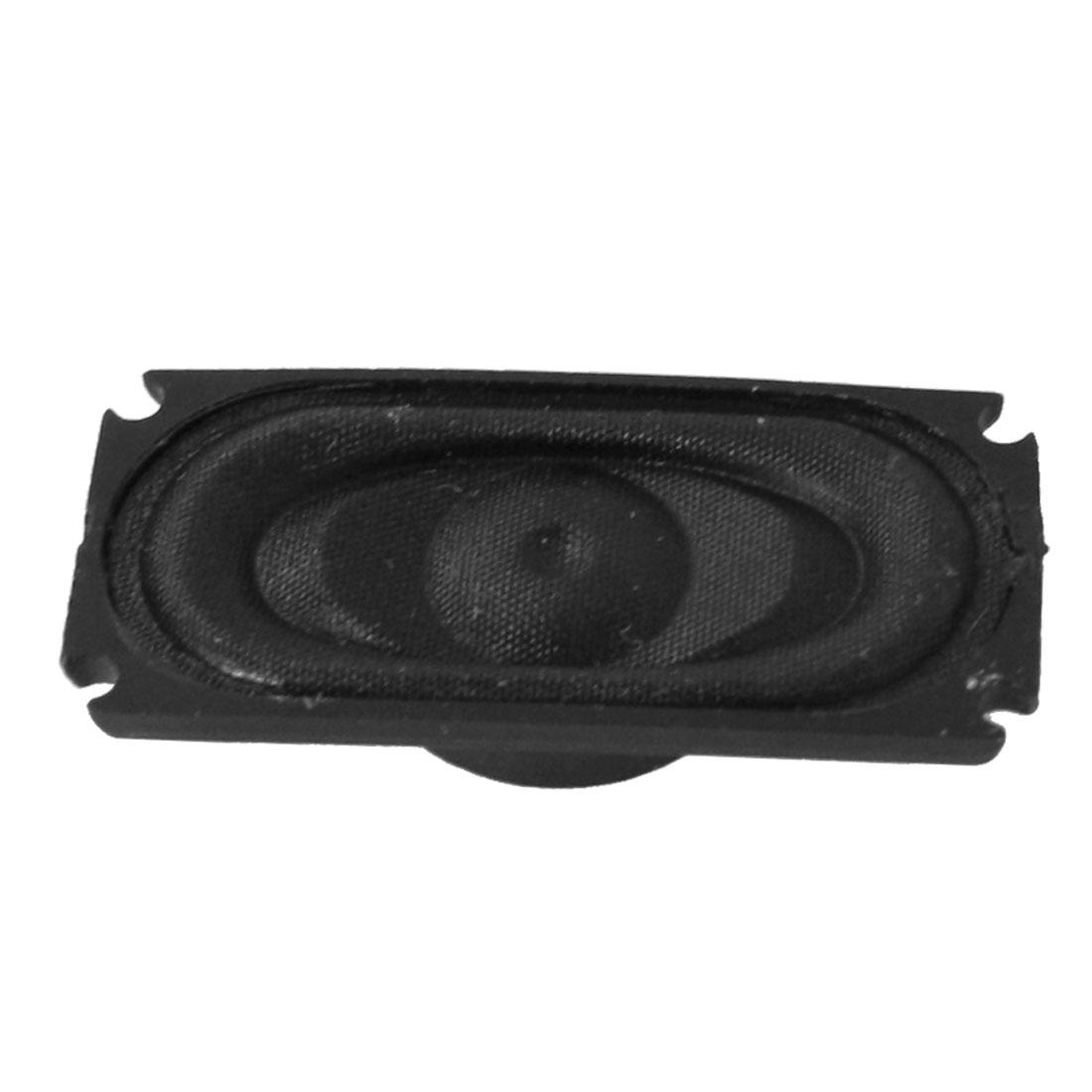 35mm x 16mm Internal Type Speaker Trumpet Horn 1 Ohm 8W