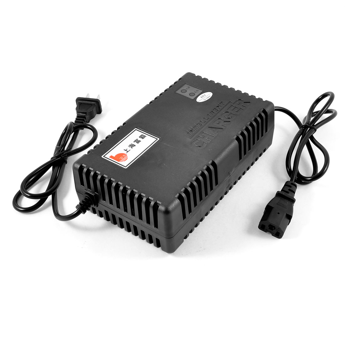 US Plug IEC C13 Cable Power Supply Charger 48V 12/14AH for Electric Bicycle