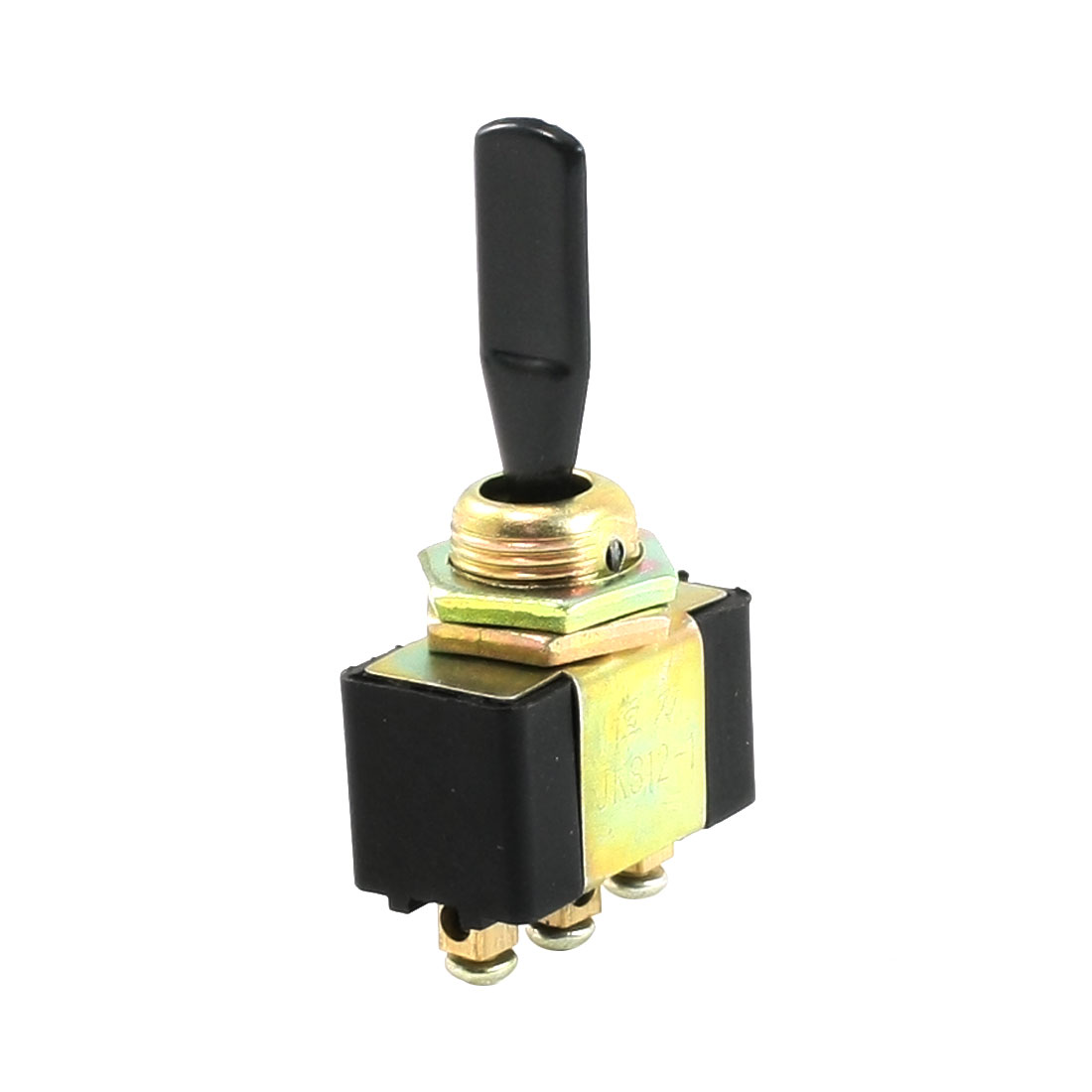 AC 2A/250V SPDT ON/OFF/ON 3 Ways Latching Toggle Switch