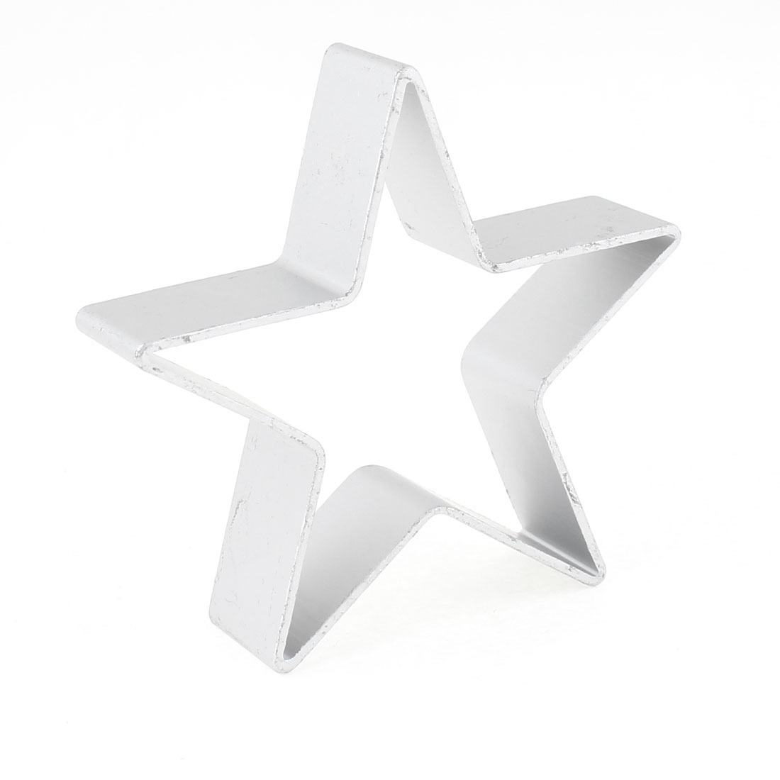 Kitchen DIY Cake Sandwich Toast Star Shape Metal Cutter Mold