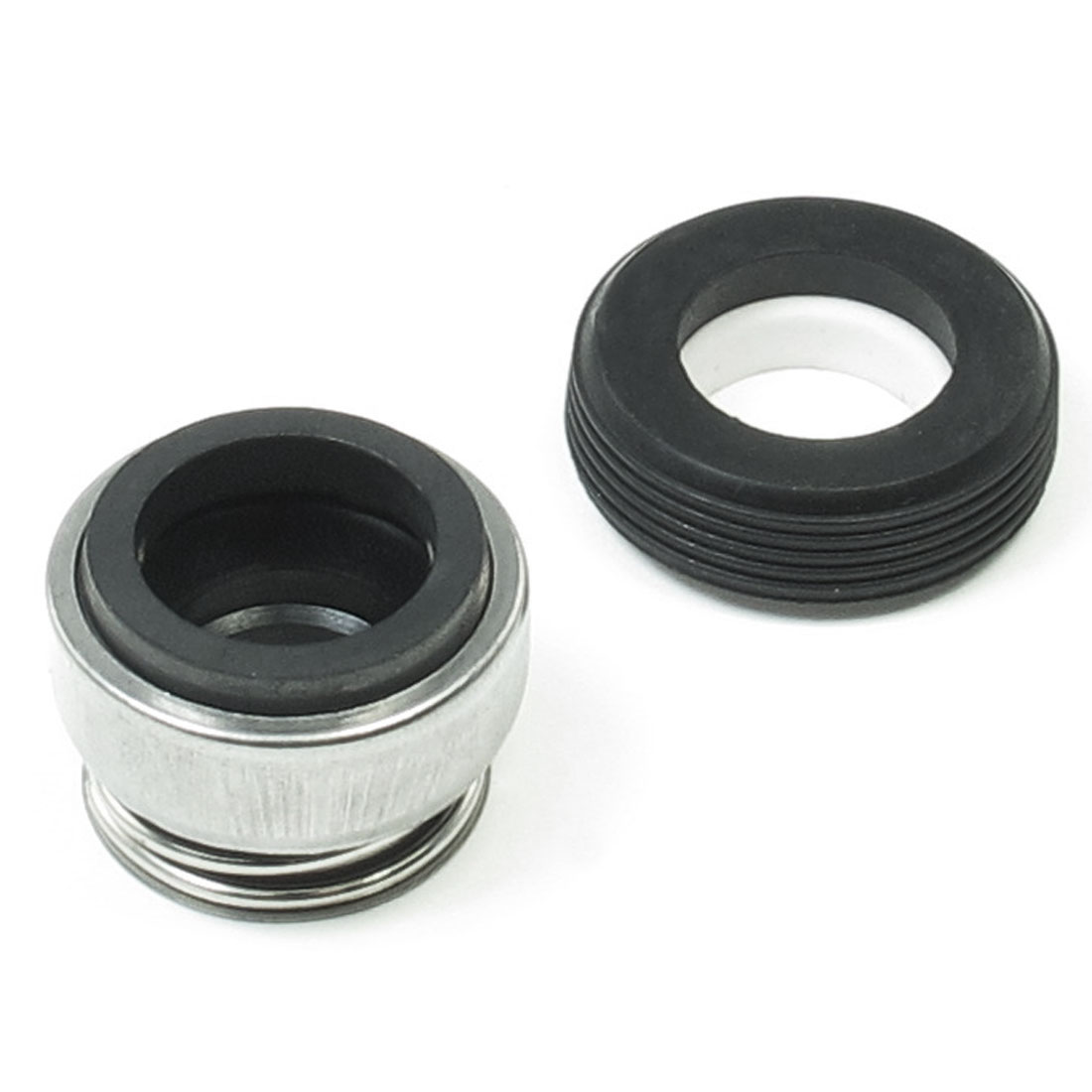 14mm Coiled Spring Rubber Bellow Pump Mechanical Seal 301-12