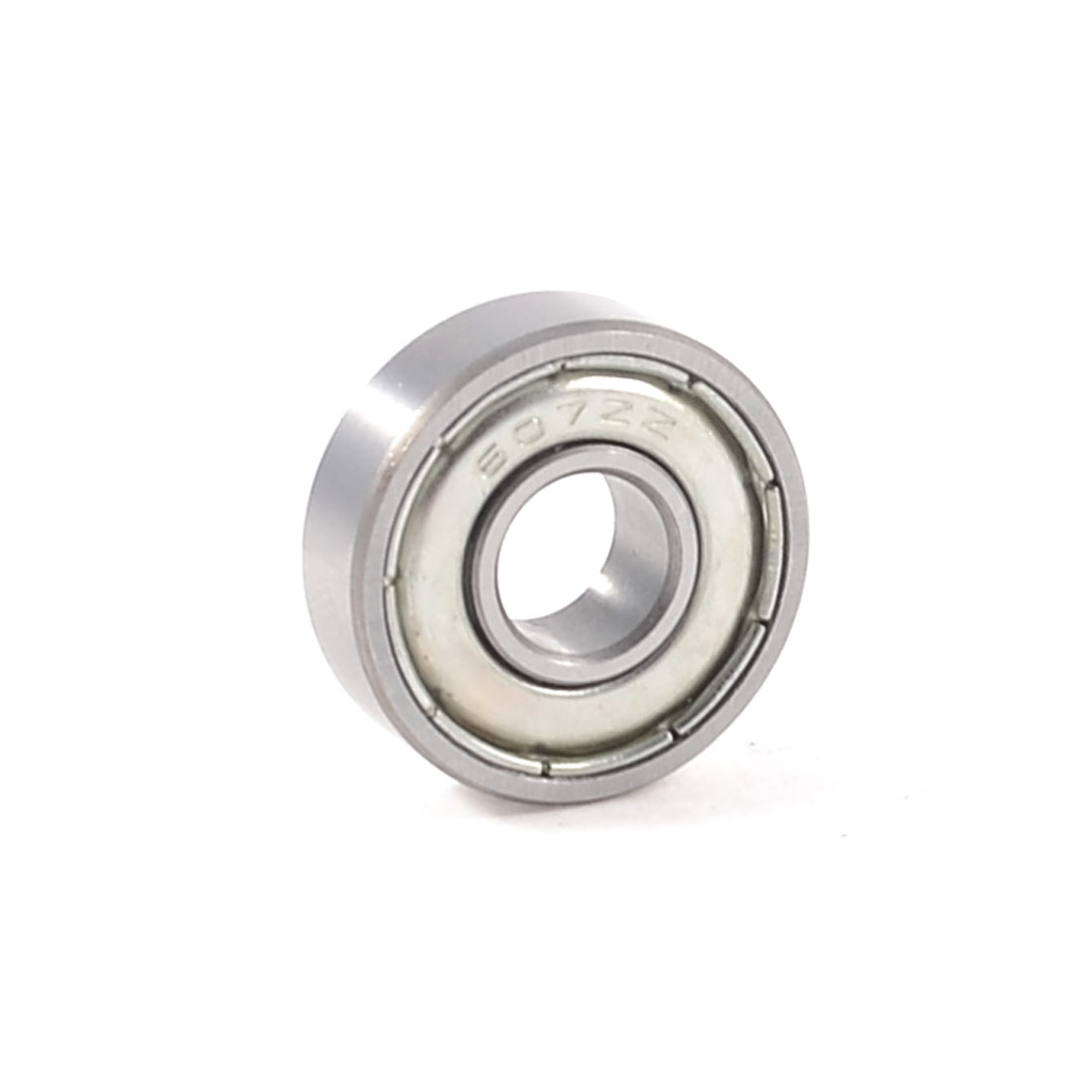 19mm x 7mm x 6mm Single Row Sealed Deep Groove Ball Bearing 607ZZ