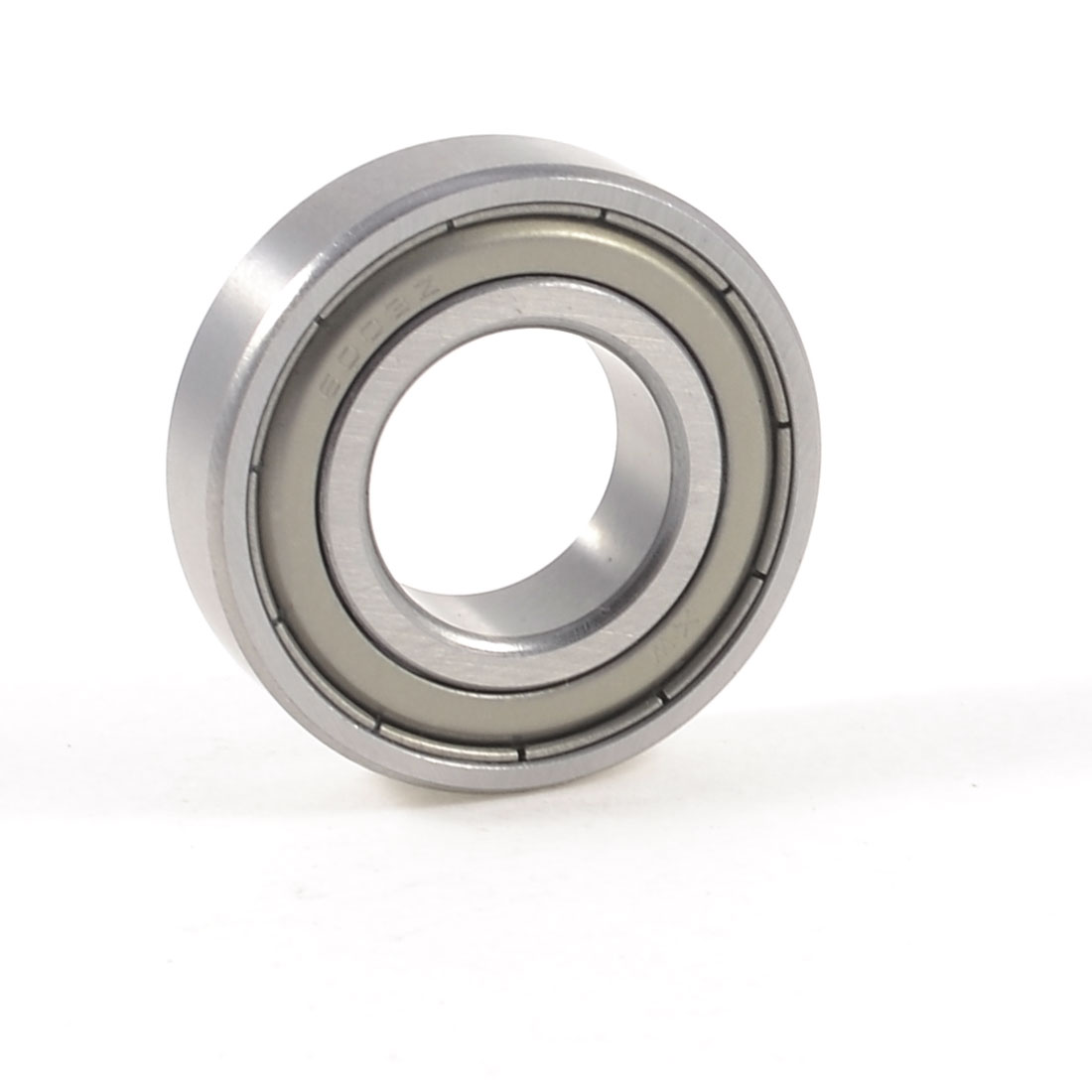 Metal 35mm x 17mm x 10mm Single Row Deep Groove Ball Bearing 6003Z