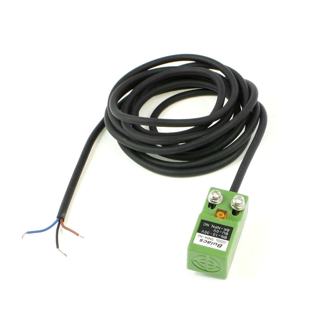SN04-N2 NPN NC 4mm Inductive Proximity Sensor Switch 2 Wire DC 10-30V 1.9M Cable