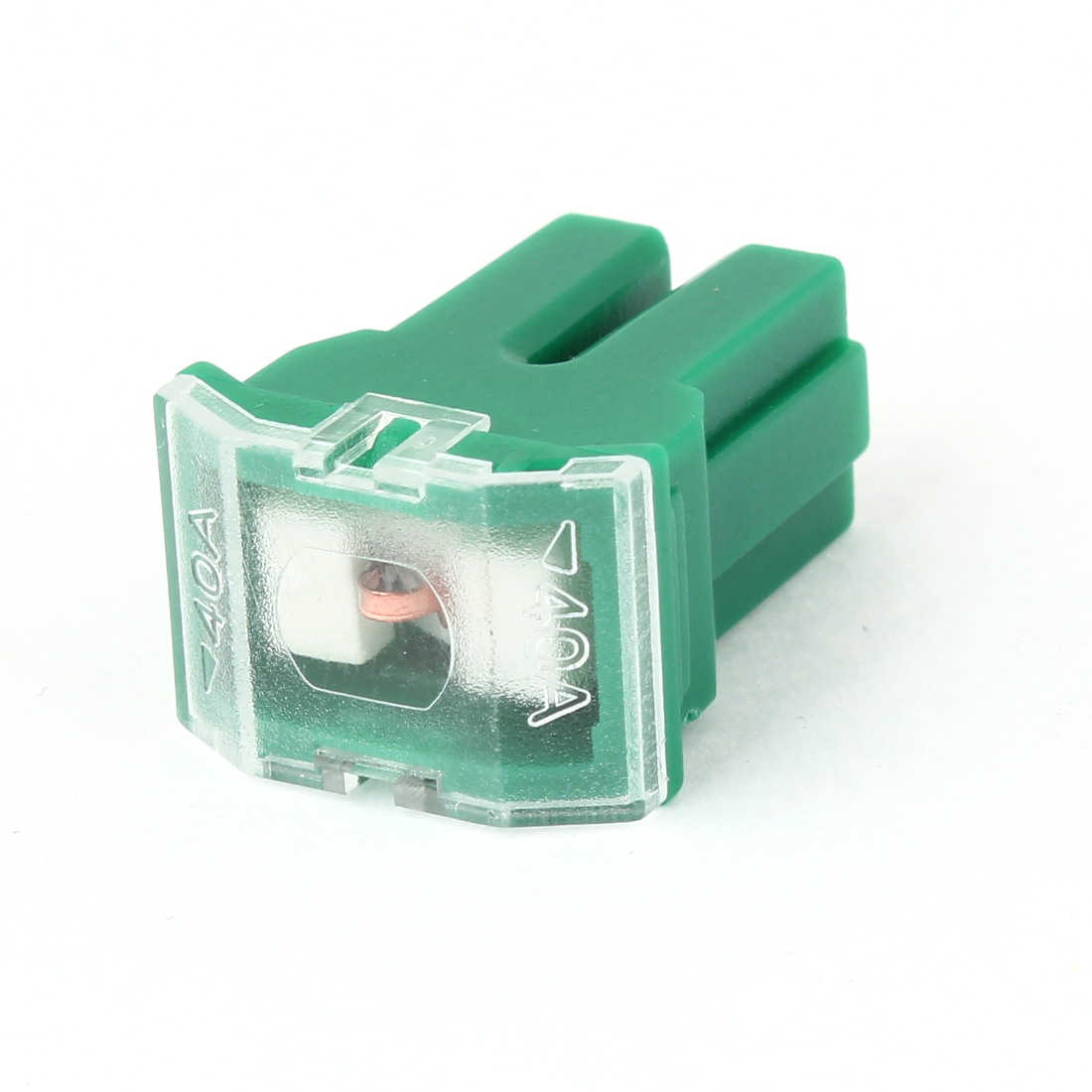 Plastic Female Plug in Type Blade PAL Fuse Green 40A 40AMP for Auto Car