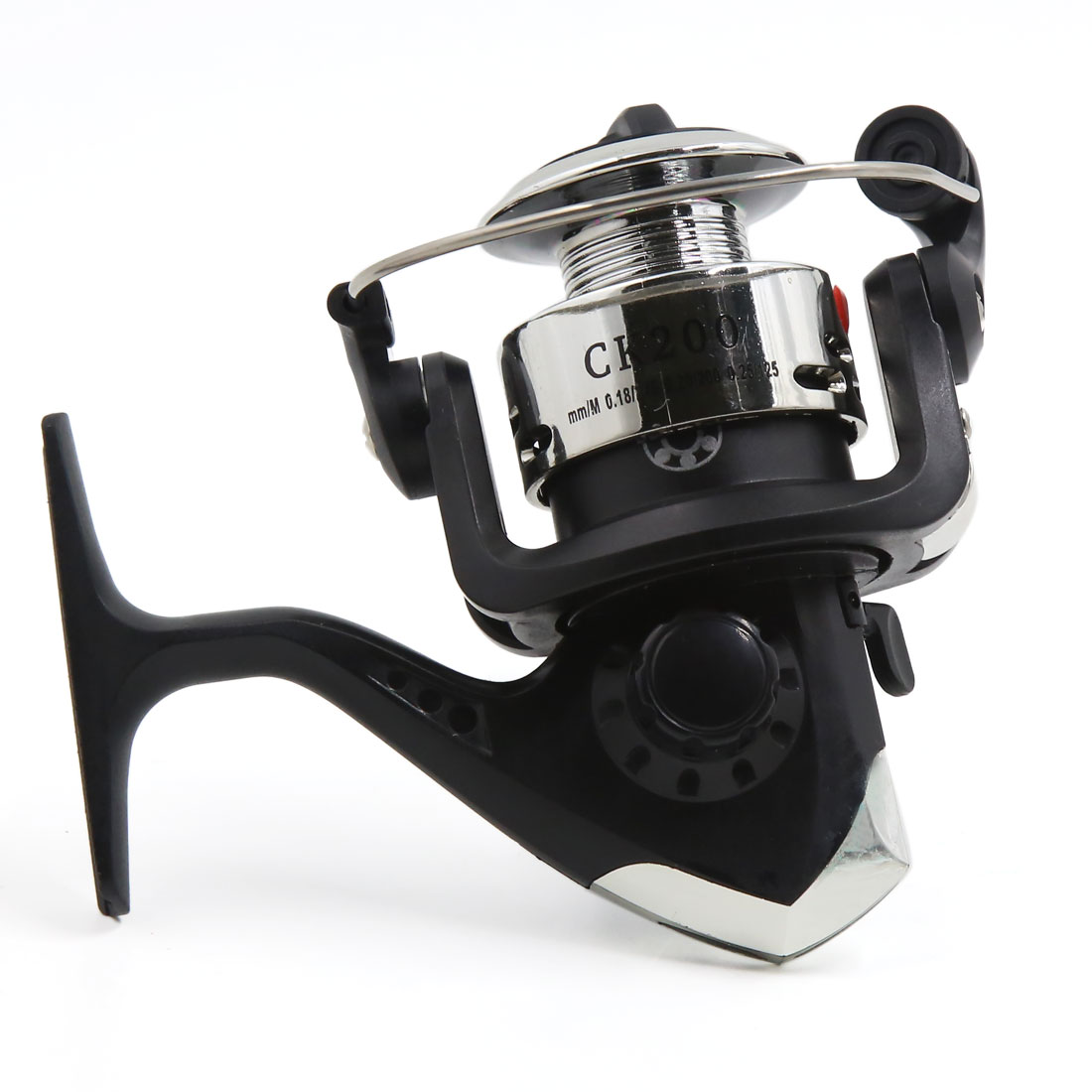 3BB Ball Bearing 5.1:1 Metal Interchangeable Fishing Reels Spinning Reel