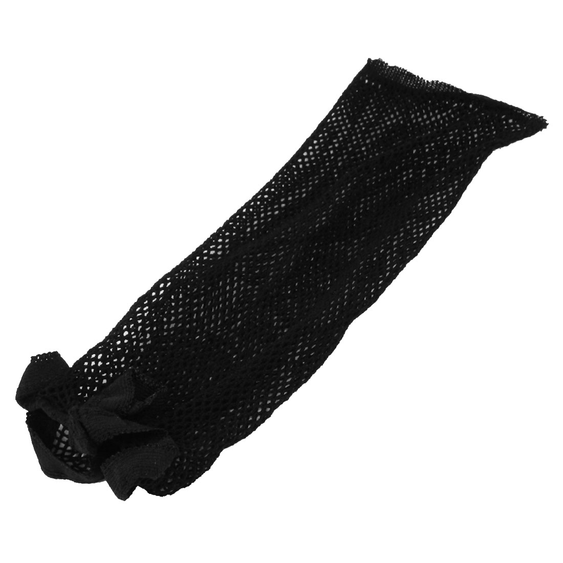 Weaving Stretchable Net Mesh Stocking Elastic Snood Wig Cap