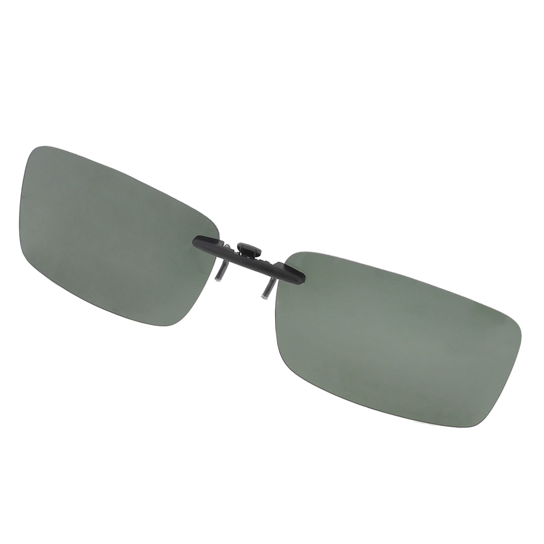 Driving Fishing Outdoor Travelling Polarized Lens Clip-on Sunglasses Eyeglasses