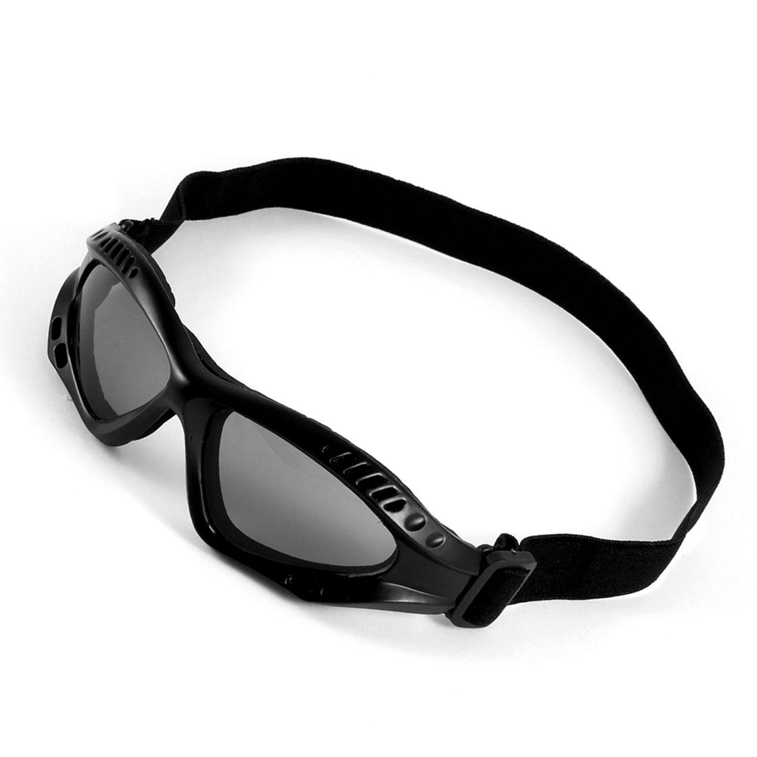 Adjustable Strap Lab Factory Black Frame Arm Protector Glasses Goggles
