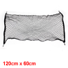 SUV Car Trunk Nylon Stretch Luggage Baggage Net Bag Rack 120 x 60cm