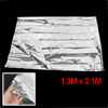 1.3 Meters x 2.1M Outdoor Traveling Reflective First Aid Rescue Emergency Blanket