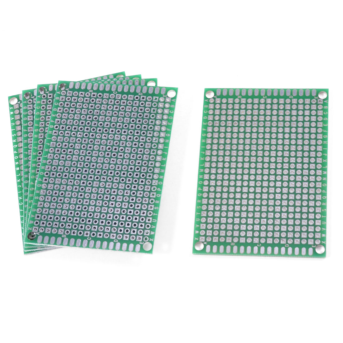 5 Pcs 5cm x 7cm Double Sided Prototype Universal PCB Circuit Board