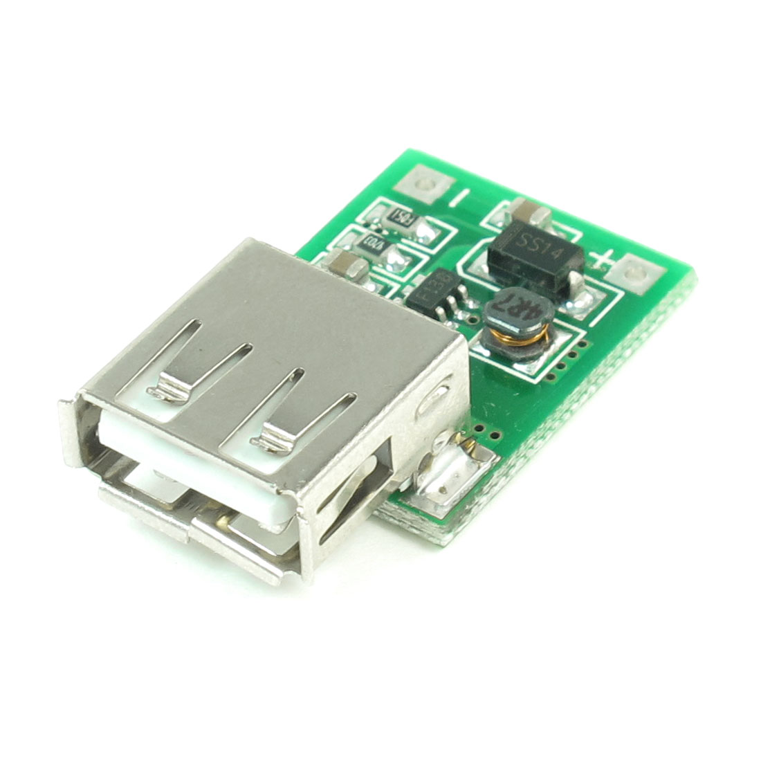 DC-DC Converter Step Up Boost Module 0.9V to 5V USB Charger for MP3 MP4