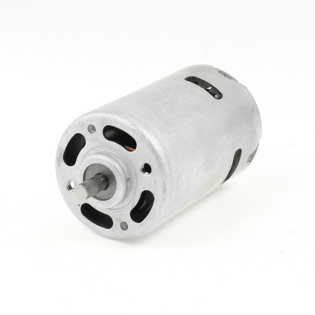 4800RPM 24V 0.33A High Torque Cylinder Magnetic Electric Mini DC Motor