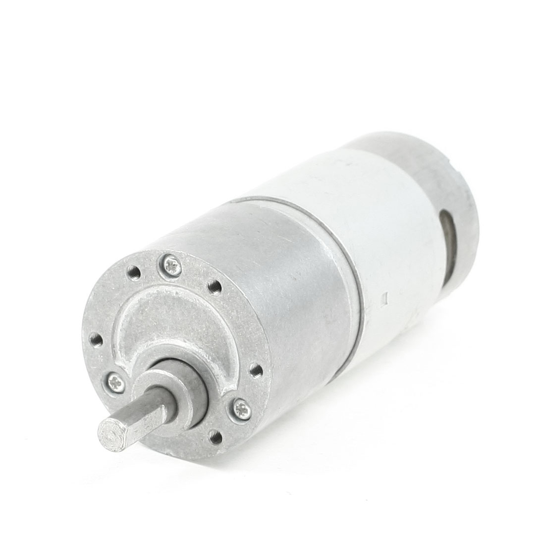 Uxcell(R) 300RPM 12V 0.6A High Torque Electric Speed Reduce DC Geared Motor