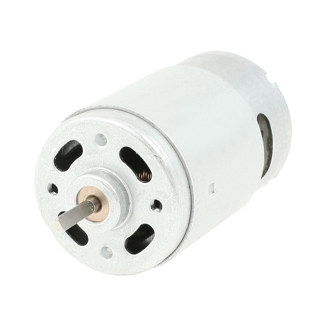 12000RPM 12V 0.61A High Torque Cylinder Magnetic Electric Mini DC Motor