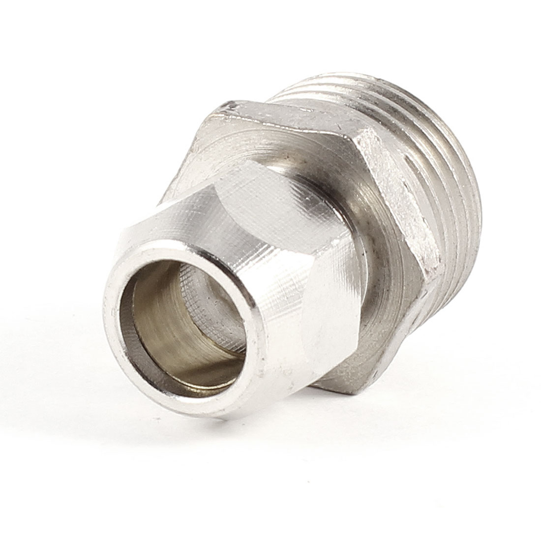 "1/2"" PT Male Thread to 10mm Pipe Air Pneumatic Quick Coupler Connector Fitting"