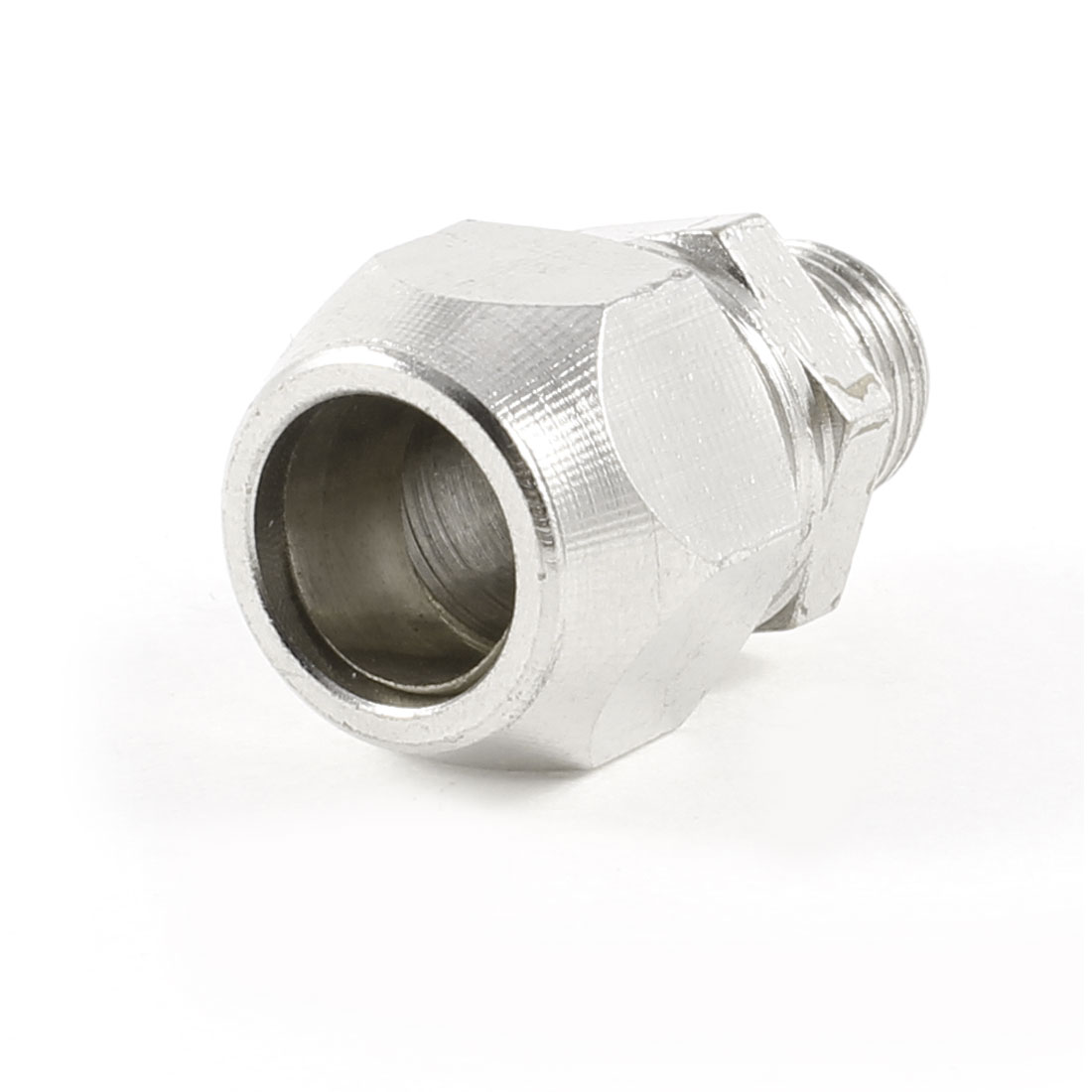 "1/8"" PT Male Thread to 10mm Pipe Air Pneumatic Quick Coupler Connector Fitting"