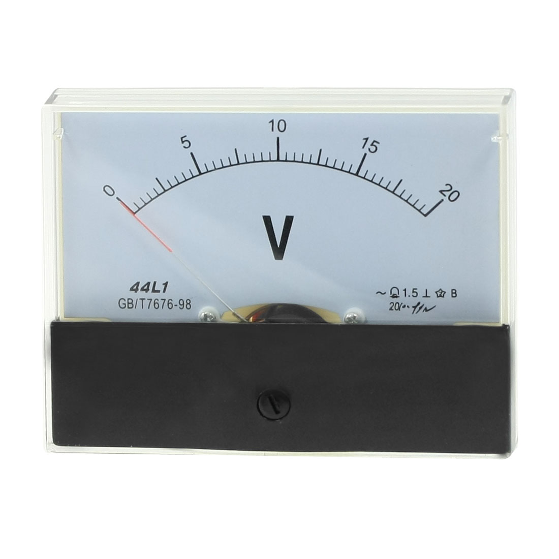 44L1 AC 0-20V Analogue Needle Panel Meter Voltmeter