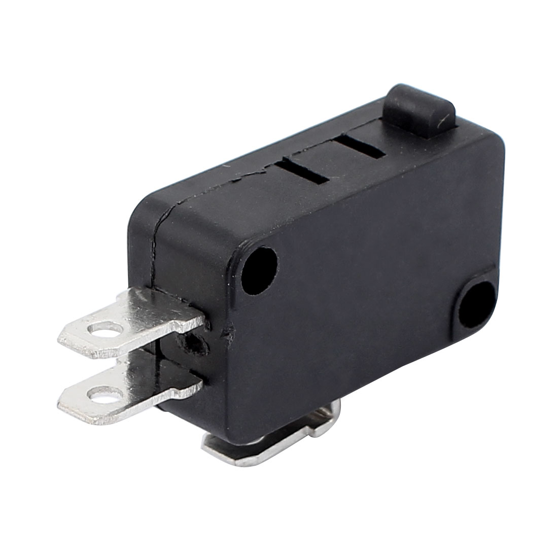 Push Button Type Plastic Housing 3 Terminals Micro Limit Switches KW8-Series