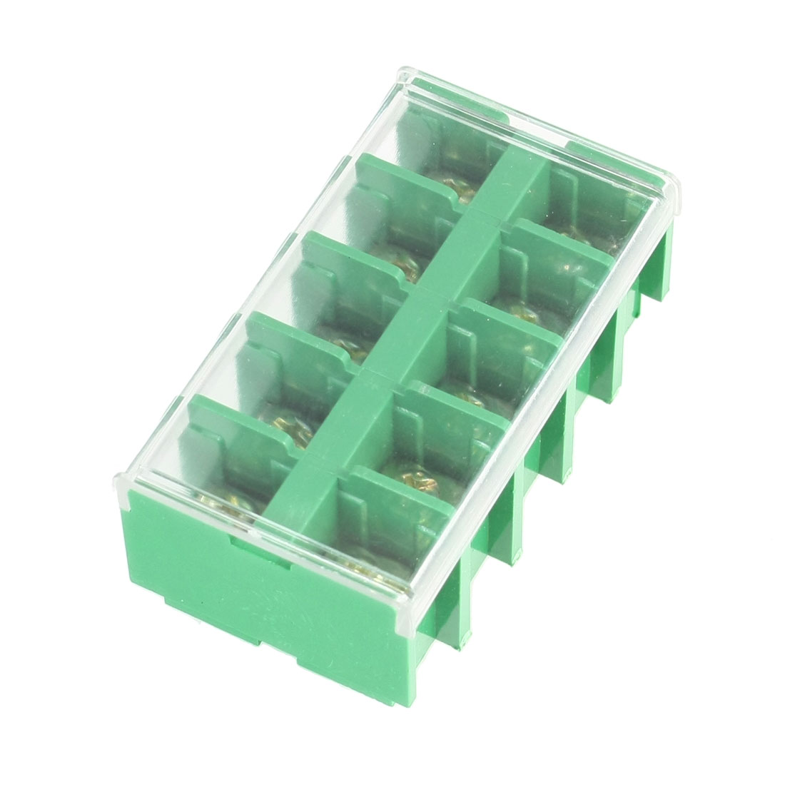660V 40A Dual Rows 5P 5 Position Barrier Terminal Blocks