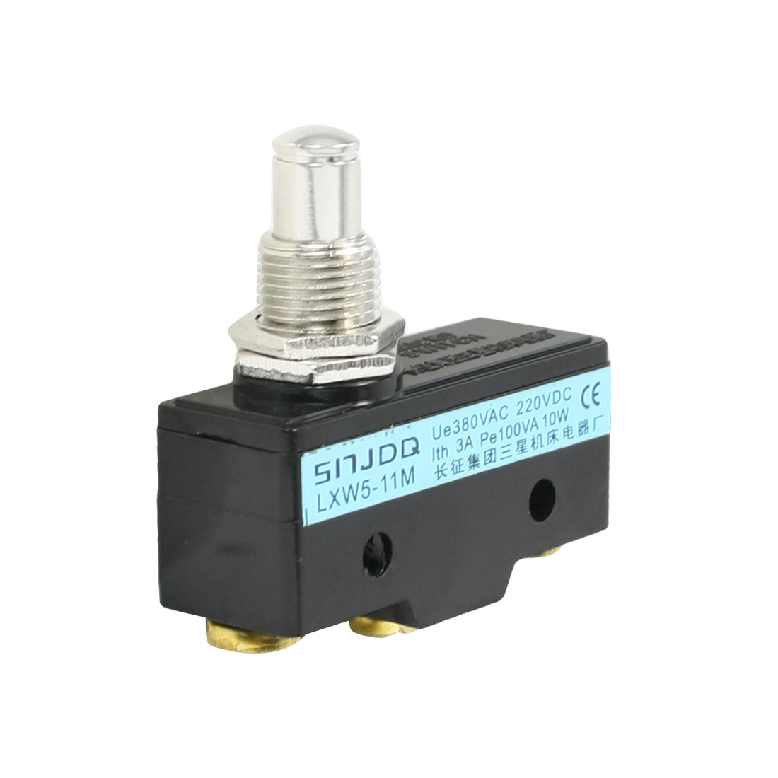 LW5-11M Normally Open/Close SPDT Top Push Plunger Basic Limit Switch