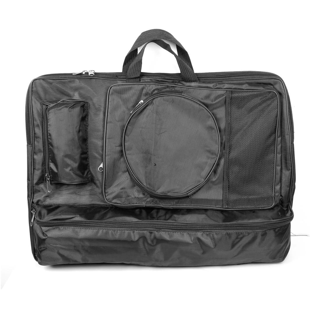 Unisex Multifunction Nylon Handbag Backpack for Drawing Board Palette
