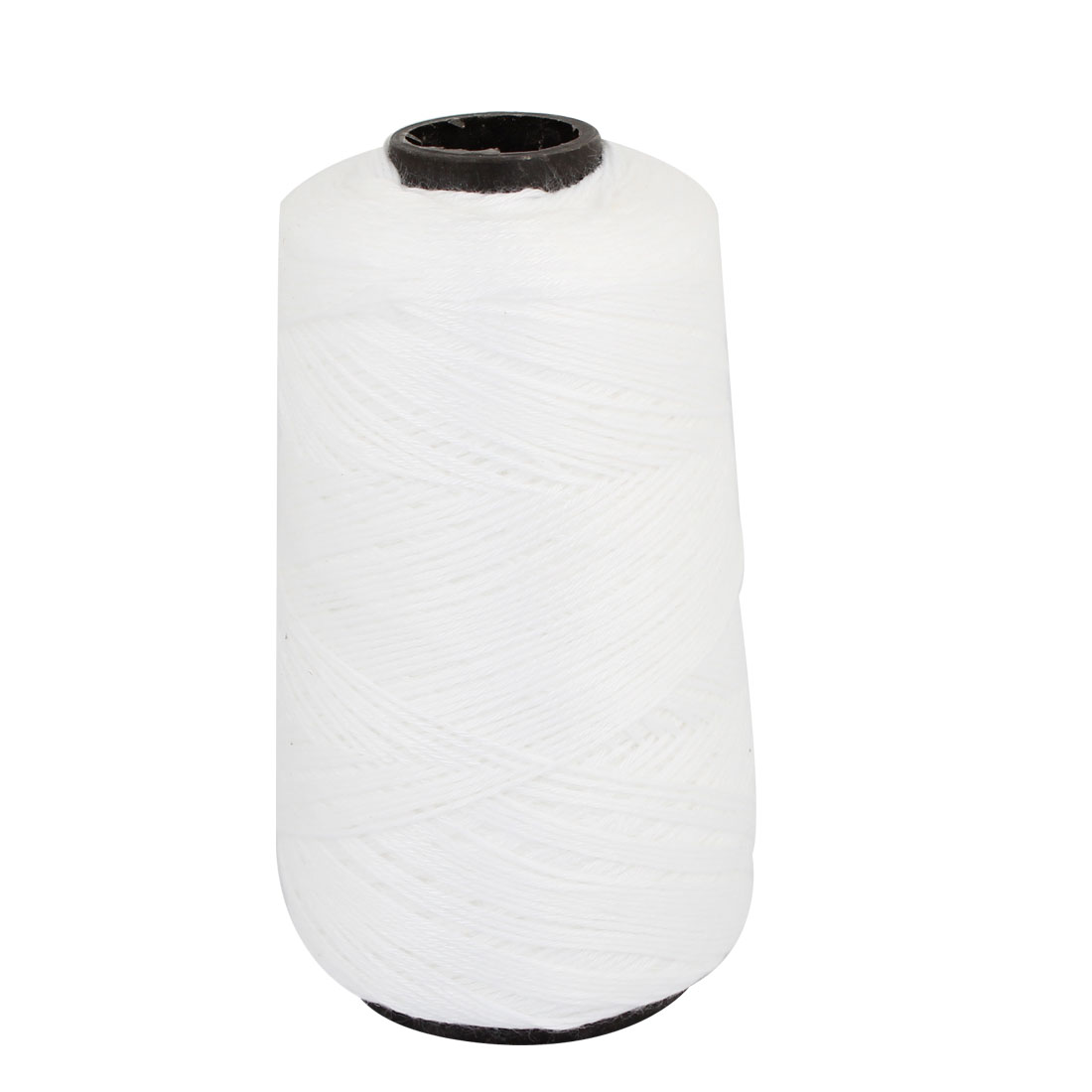 0.5mm Dia White Clew Tower Shape Tying Binding Cotton Cord String