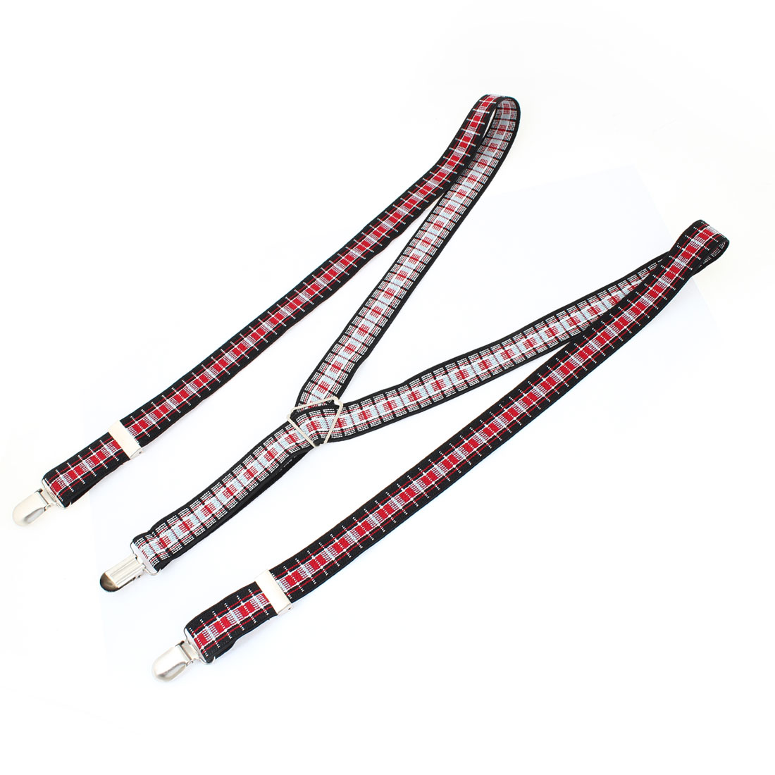 Multicolor Adjustable Suspender Braces 2.5cm Width Strap for Ladies