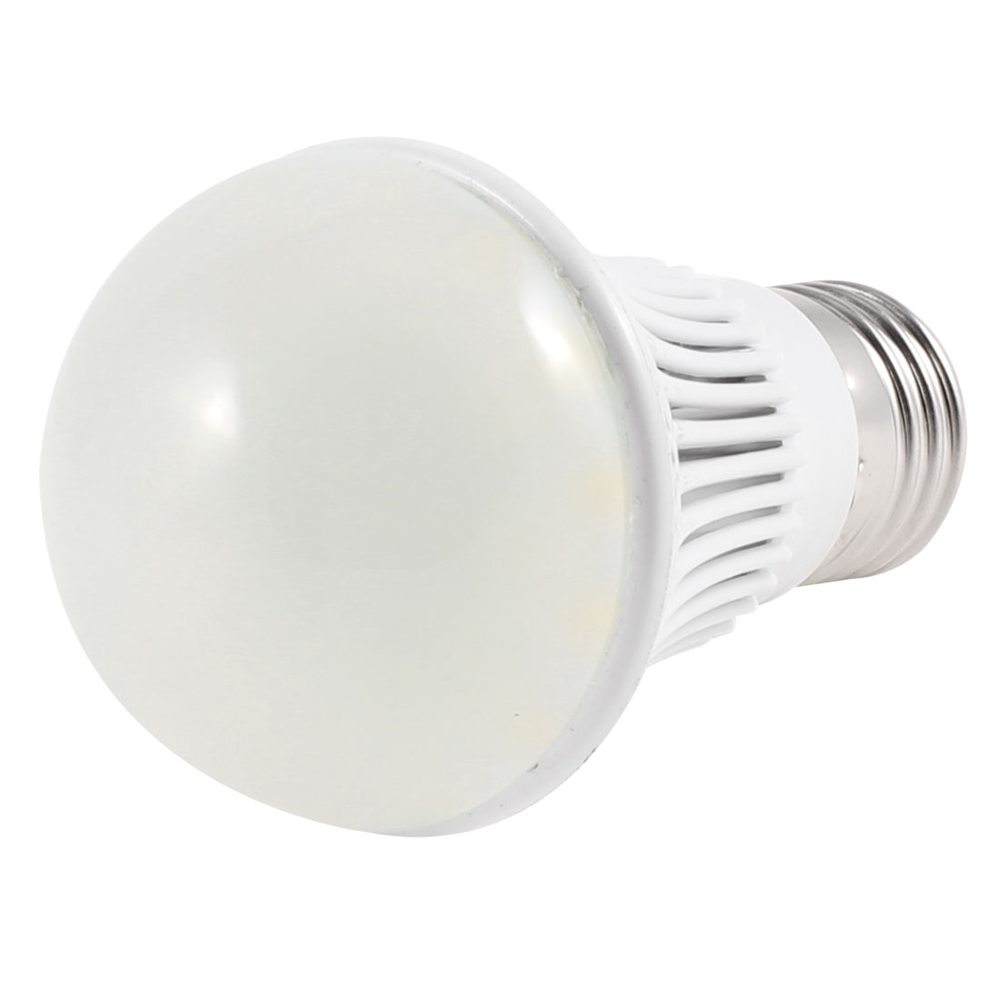 Bedroom E27 Screw Base 3000K Yellow LED Light Ball Bulb 4W AC 220V