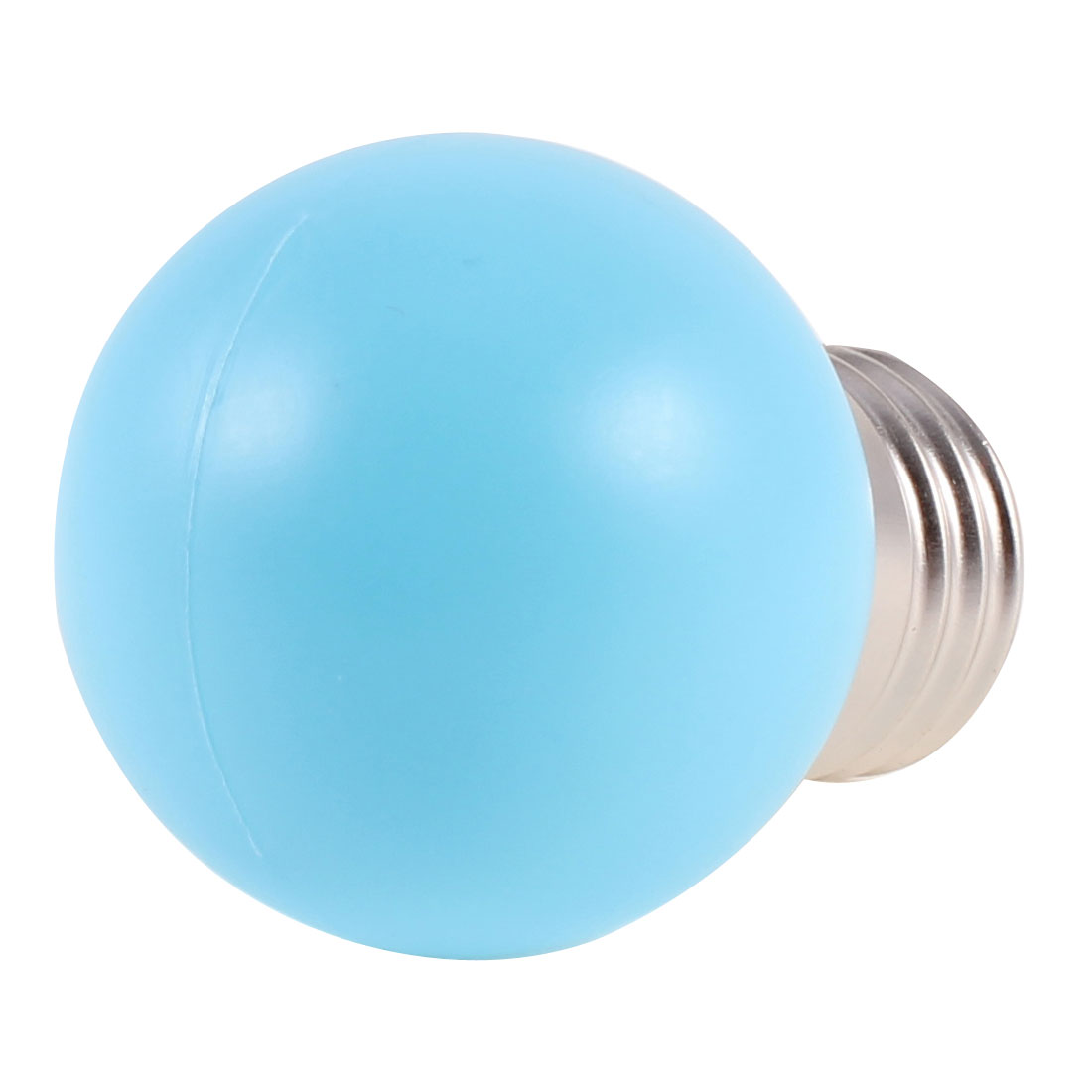 Decorative Baby Room E27 Type Blue Light LED Bulb Lamp AC 160-250V 1W