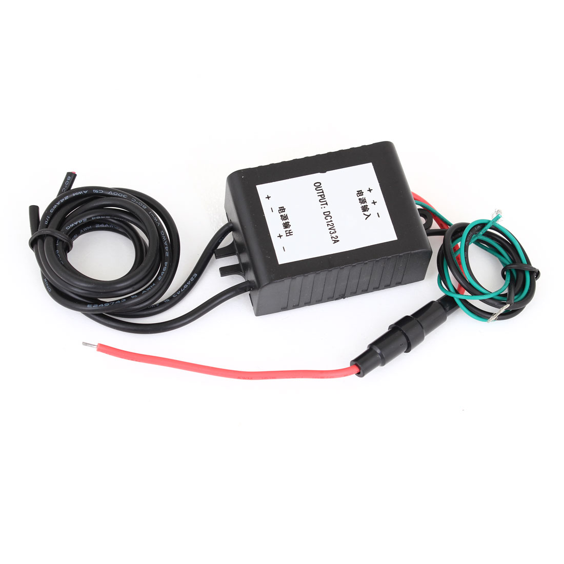 Flash Controller Strob Flasher Module for LED Brake Stop Tail Light 12V 3.2A