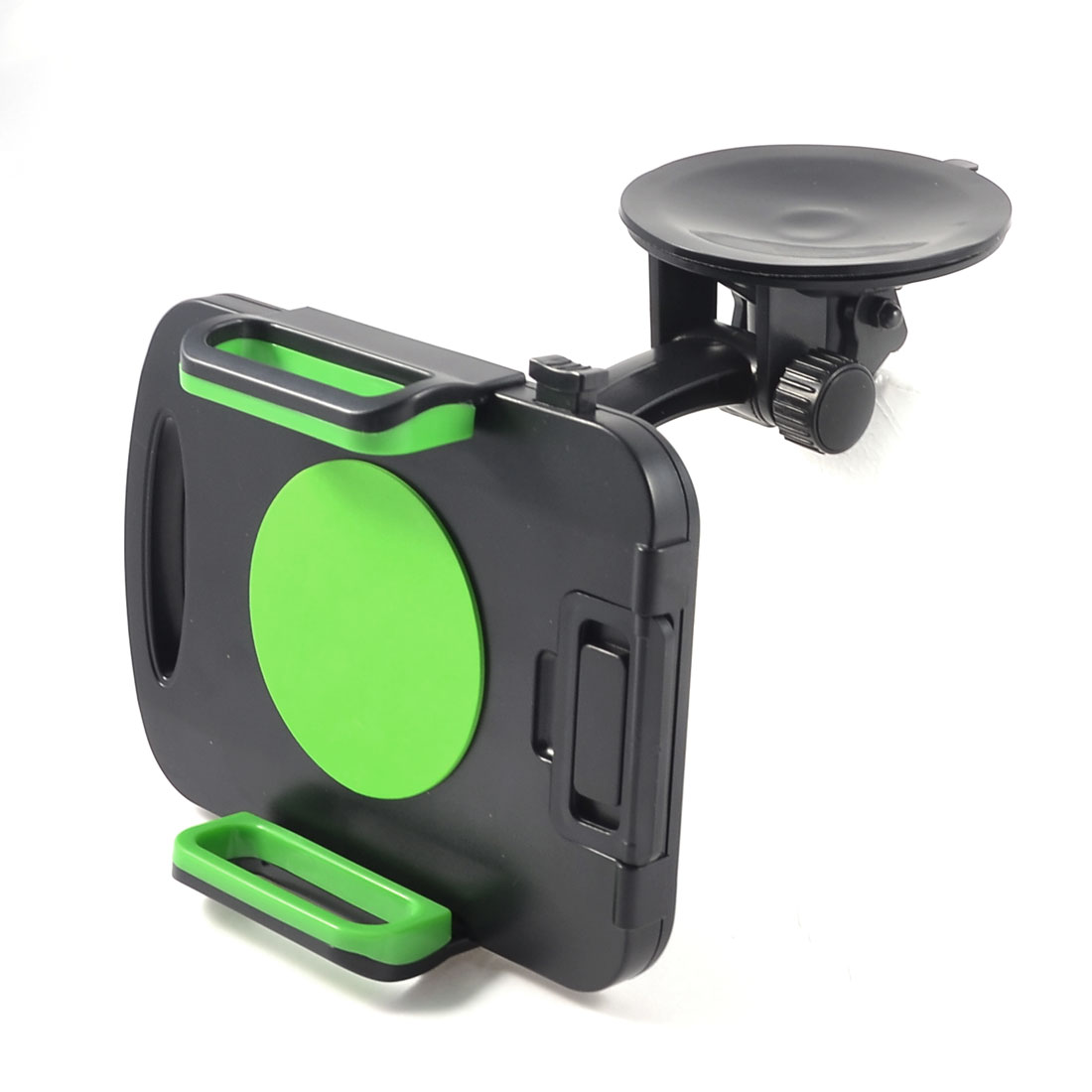 Tablet PC Suction Windshield Mount Holder Cradle Black Green for Apple iPad 2 3