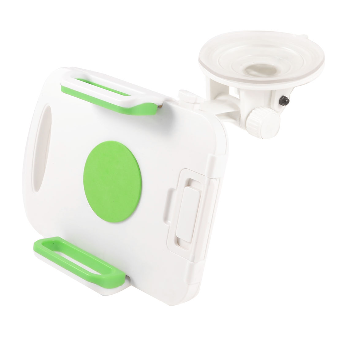 Tablet Suction Windshield Mount Holder Bracket White Green for Apple iPad 2 3