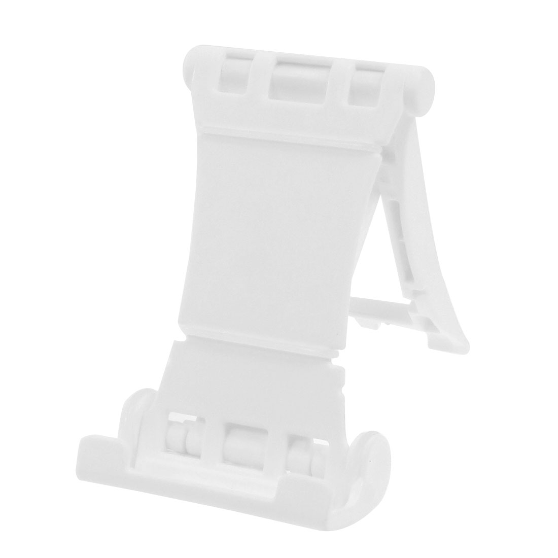 Angle Adjustable White Phone Stand Bracket for GPS MP4