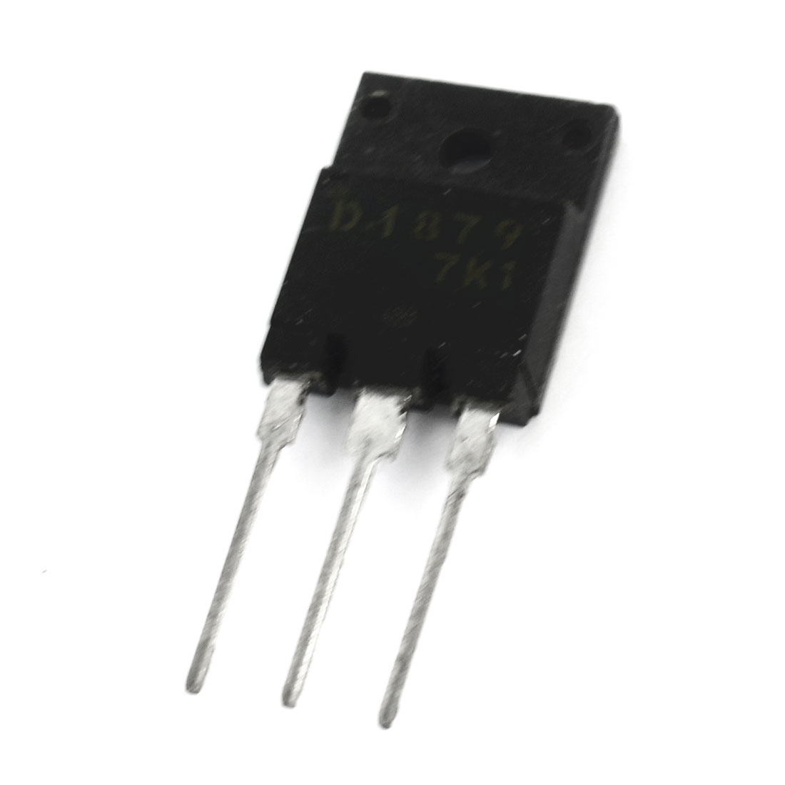 D1879 1500V 6Amp 3 Pin Semiconductor Silicon Transistor