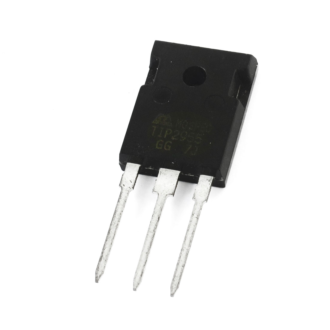TIP2955 15A 60V 90W 3 Pin Semiconductor Silicon PNP Transistor