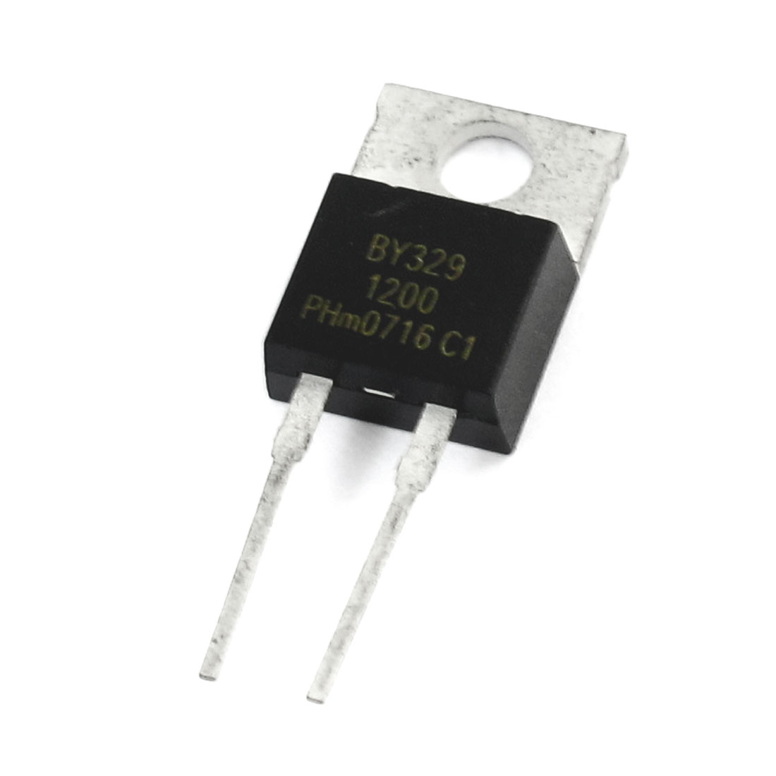 BY329-1200 8A 1200V Semiconductor Soft-recovery Rectifier Diode