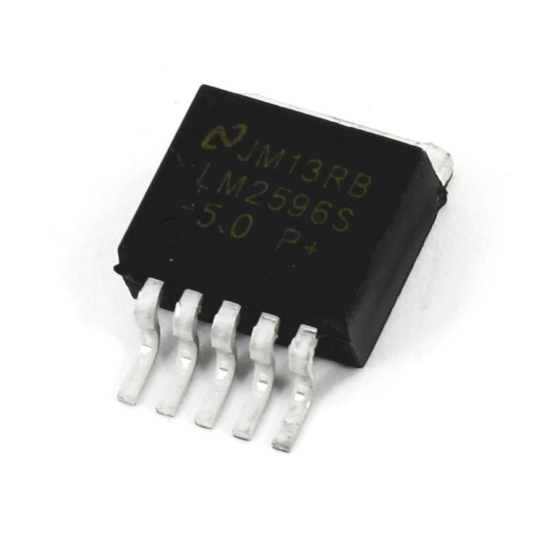5V 3A Step-Down Voltage Regulator Transistor LM2596S-5.0
