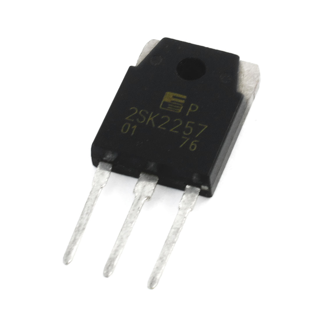 N Channel Mosfet 500V 17A 3 Pin Silicon Transistor 2SK2257