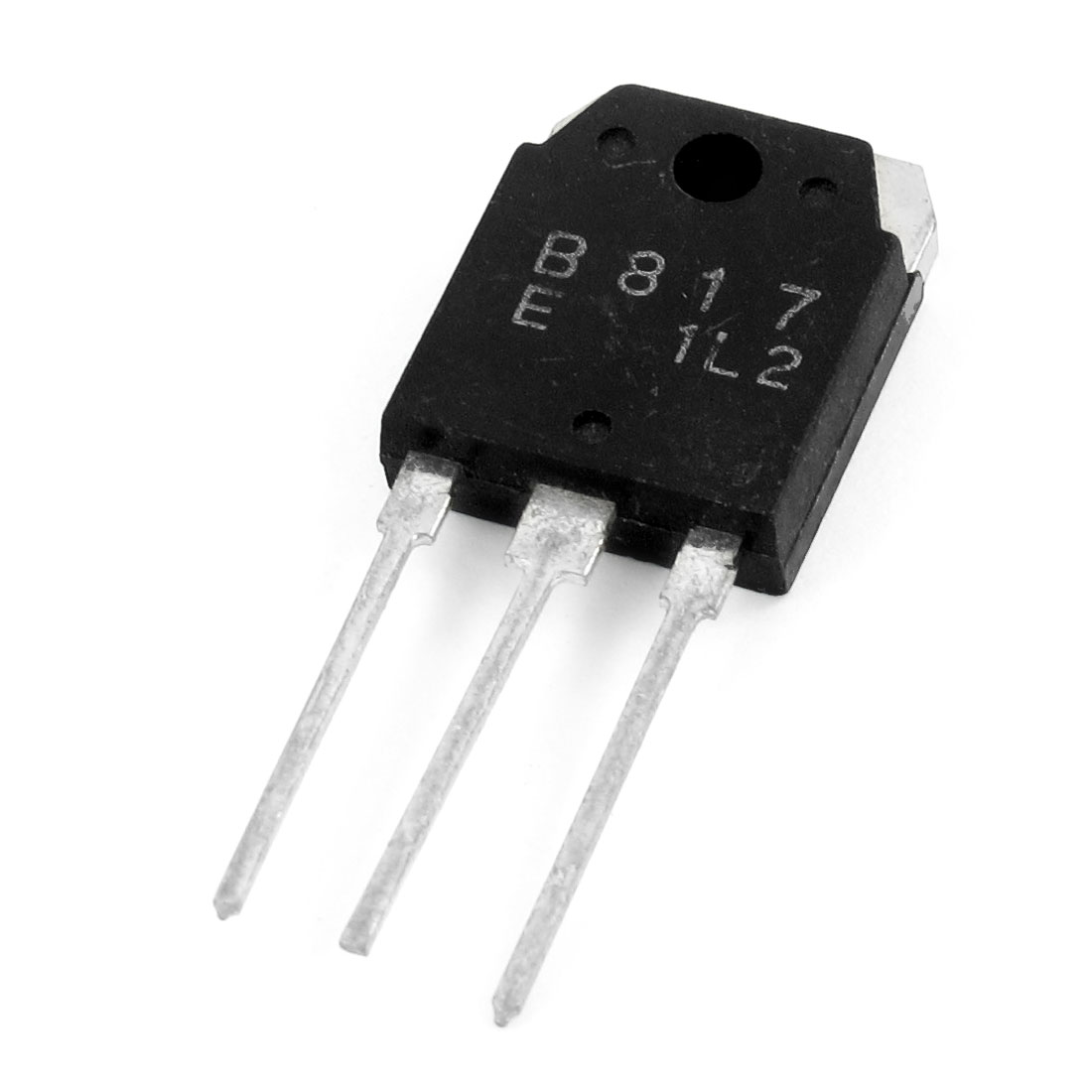 Power Amplifier 140V 12A 3 Pin PNP Transistor 2SB817